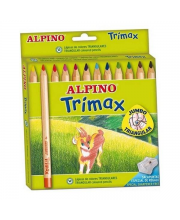 Цветные карандаши 12 цветов