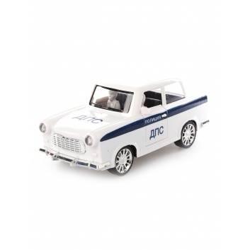 Игрушки, Машина ДПС инерционная S+S Toys 245998, фото