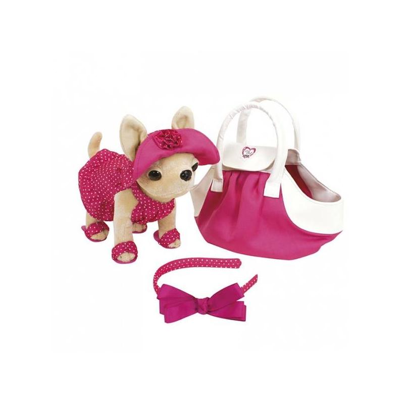 Simba Мягкая игрушка Chi Chi Love Чихуахуа мягкая игрушка just play собачка кэнди и ее щенки