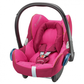 Автокресло Cabrio Fix Berry Pink