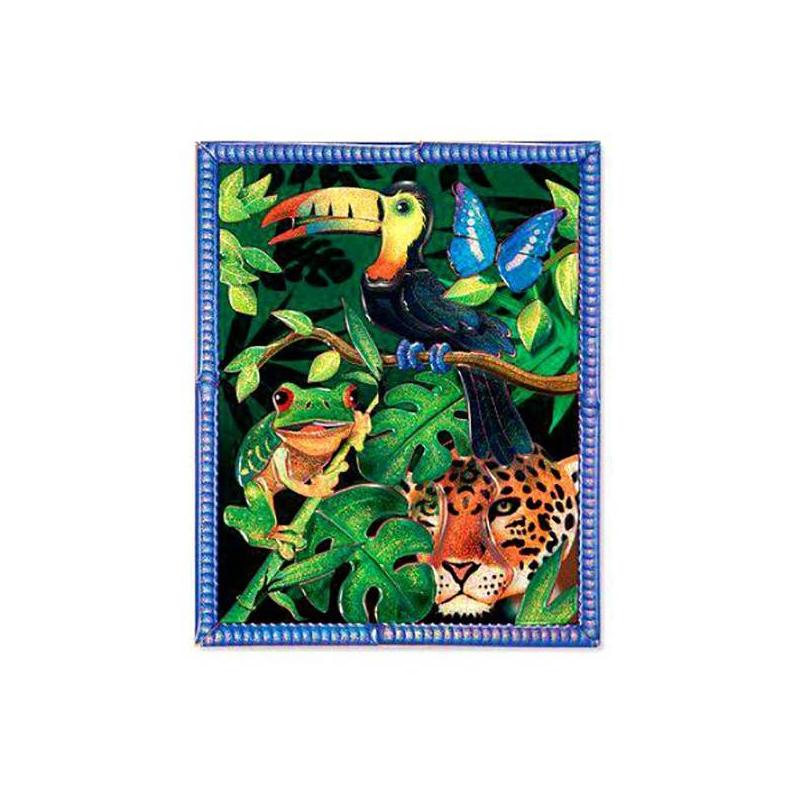 Мозаика Тропический Лес от Nils