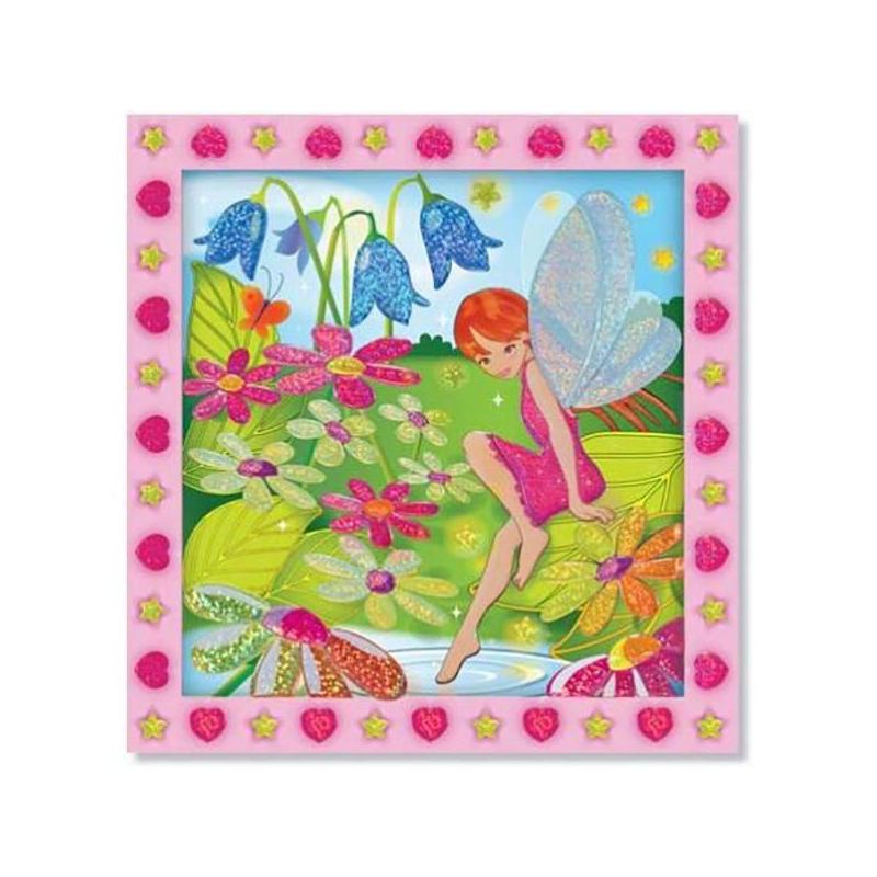 Melissa&Doug Мозаика Цветочный сад