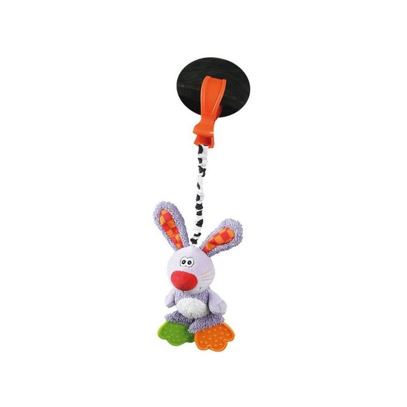 Игрушка-подвеска Лиловый Кролик от Nils