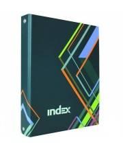 Тетрадь на кольцах А5 160 листов INDEX