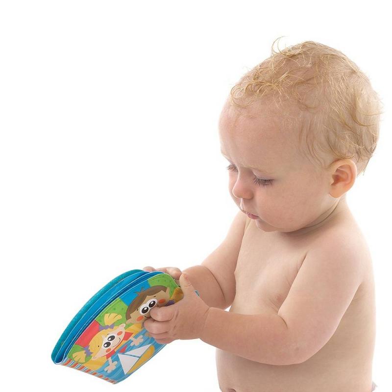 Игрушка для ванной Книжка-пищалка от Nils