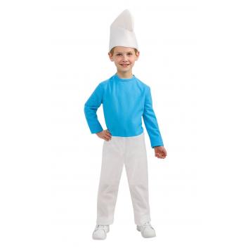 Мальчики, Карнавальный костюм Смурф Rubies (белый)632857, фото