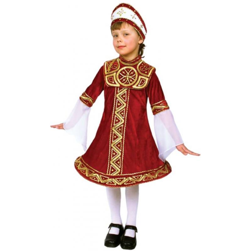 Витус Карнавальный костюм Аленушка