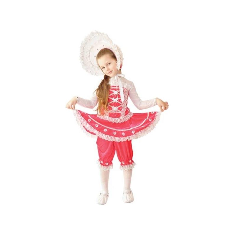 Витус Карнавальный костюм Кукла со шляпкой