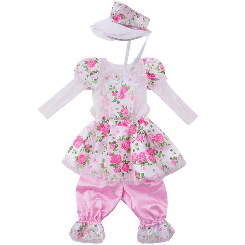 Карнавальный костюм Кукла Роза