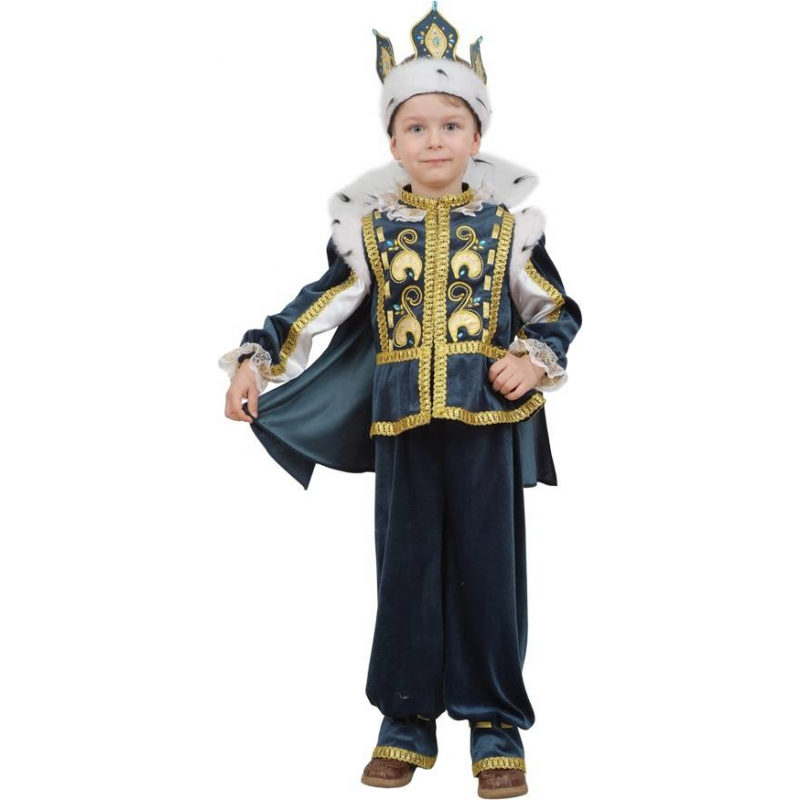 Витус Карнавальный костюм Король с мантией