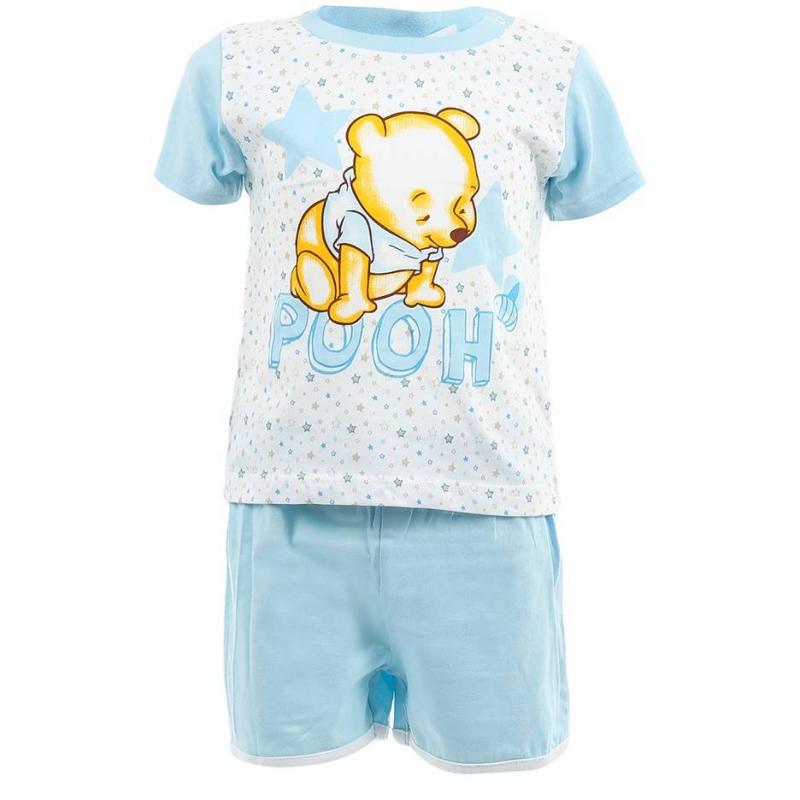 ПижамаПижамадля мальчика маркиSabor SRL бело-голубого цвета с застёжками на левом плече и изображением Винни-Пуха. Мягкая и уютная.<br><br>Размер: 9 месяцев<br>Цвет: Голубой<br>Пол: Для мальчика<br>Артикул: 000086<br>Страна производитель: Индия<br>Сезон: Всесезонный<br>Состав: 100% Хлопок<br>Бренд: Италия