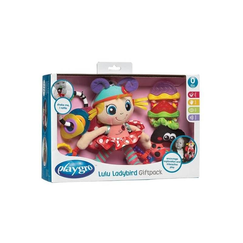 Playgro Набор из пяти игрушек