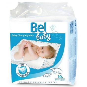 Гигиена, Впитывающие пеленки 10 шт. Bel Baby 628103, фото