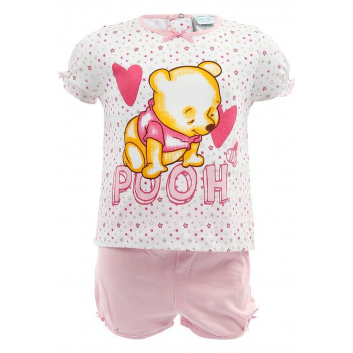 Девочки, Пижама Disney (розовый)000091, фото