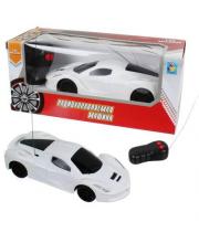 Машина На Радиоуправлении 1:26 На Батарейках Белая 1Toy