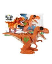 Робо-Тираннозавр Оранж 1Toy