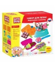 Набор для лепки Мороженое и шоколад РОСМЭН