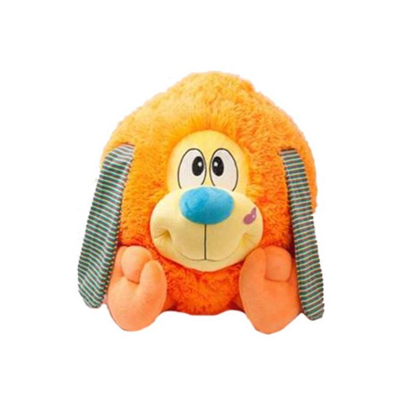 Круглик СобачкаМягкая игрушкаКруглик Собачка марки Fancy.<br>Собачку можно класть под голову – из нее получится отличная подушечка для крохи. Яркие цвета привлекут внимание малыша. Игрушка развивает: воображение, мелкую моторику и тактильную чувствительность. Сшита из гипоаллергенных материалов. Можете быть спокойны за здоровье крохи.<br><br>Возраст от: 3 года<br>Пол: Не указан<br>Артикул: 634520<br>Бренд: Россия<br>Страна производитель: Россия<br>Размер: от 3 лет