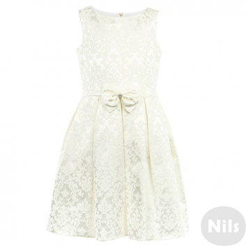 Девочки, Платье Fansy Way (белый)635169, фото