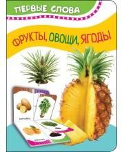 Фрукты, овощи, ягоды Первые слова Котятова Н. И. РОСМЭН