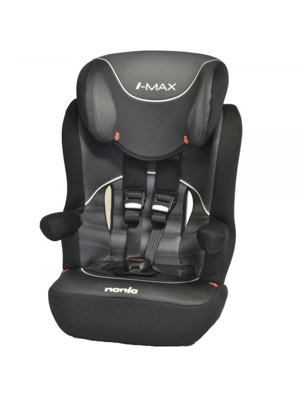 Автокресло Imax SP (graphic black) Nania (черный)