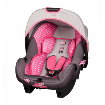 Автокресло Disney Beone SP Luxe (miss minnie)