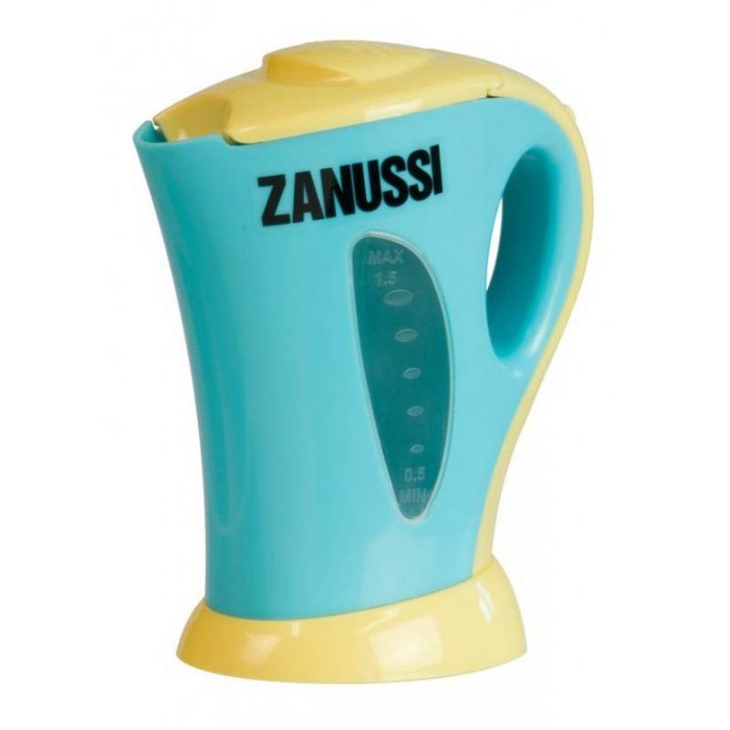 HTI Чайник и тостер Zanussi ролевые игры playgo игровой набор бытовой техники с тостером