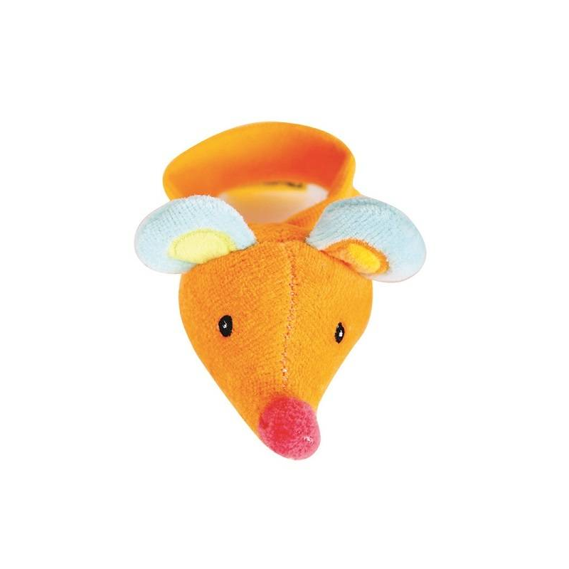 Gulliver Toys Погремушка на запястье Мышка