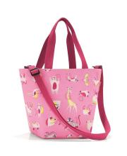 Сумка детская Shopper XS ABC friends pink Reisenthel