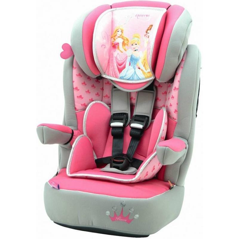 Nania Автокресло Disney Imax SP Luxe (princess)