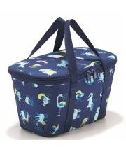 Термосумка детская Coolerbag XS ABC friends blue Reisenthel