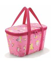 Термосумка детская Coolerbag XS ABC friends pink Reisenthel