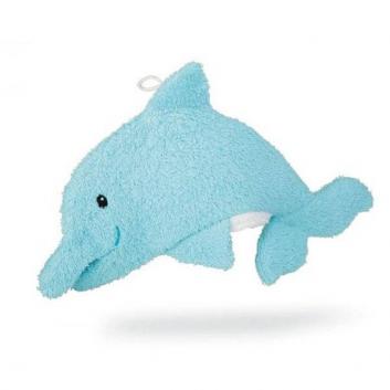 Игрушки, Плюшевая игрушка для ванны Дельфин Egmont Toys 634722, фото