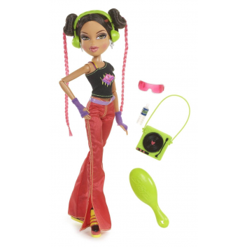 Кукла Хочу стать диджеем Жасмин