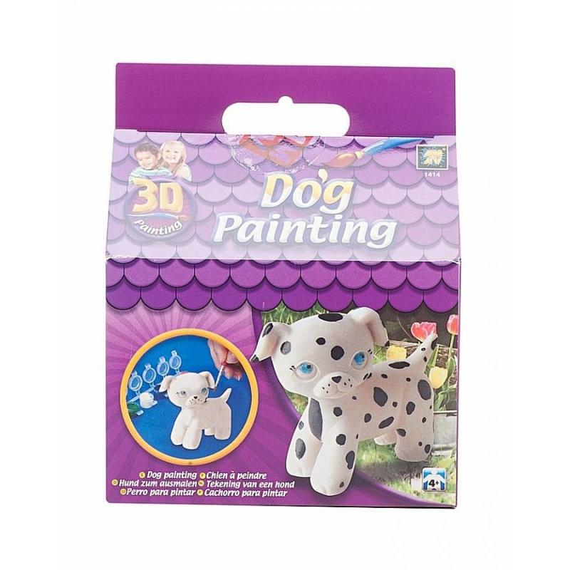 Diamant Набор Разрисуй щенка 3D куплю щенка цвергшнауцера в екб январские 2012