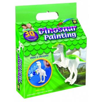 Набор Разрисуй динозавра 3D