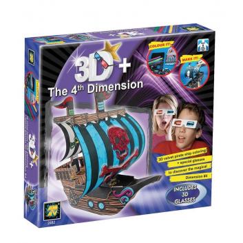 Набор Пиратский корабль 3D
