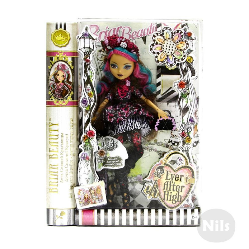 Mattel Брайер Бьюти Сказка Наизнанку Ever After High mattel mattel кукла ever after high наследники и отступники банни бланк