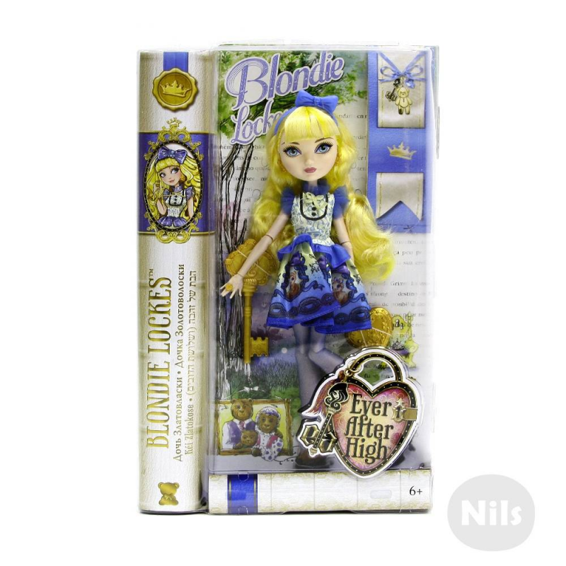 Mattel Блонди Локс Ever After High mattel ever after high dvh81 куклы лучницы банни бланк