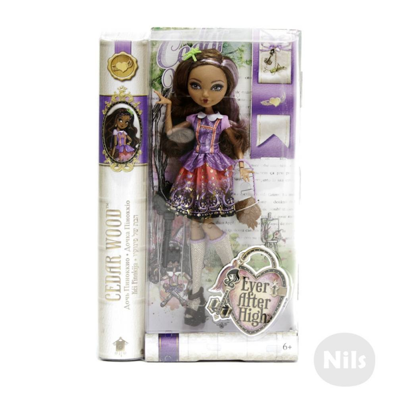 Mattel Сидар Вуд Ever After High mattel mattel кукла ever after high наследники и отступники банни бланк