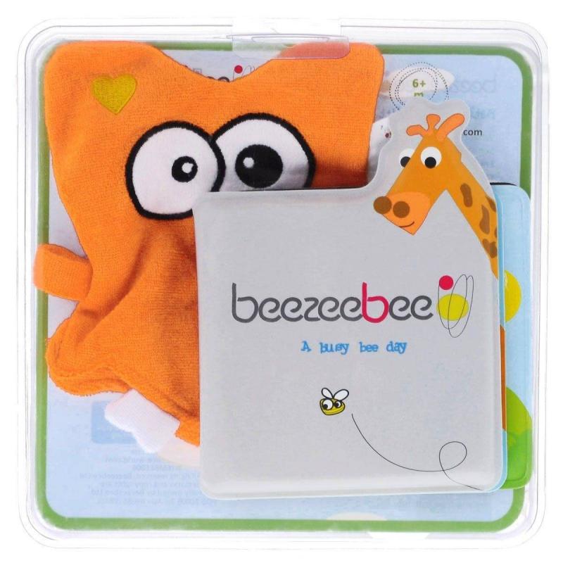 BeeZeeBee Набор для купания Сова набор для творчества тм vladi раскраски глиттером сова