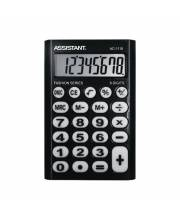 Калькулятор карманный 8-разрядный ASSISTANT