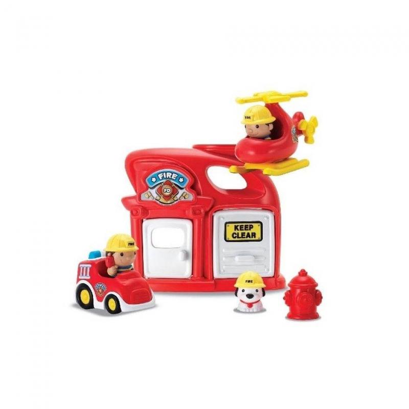 Игровой набор Пожарная станция от Nils