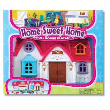 Игрушки, Дом для кукол Home Sweet Home Keenway 634206, фото