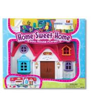 Дом для кукол Home Sweet Home