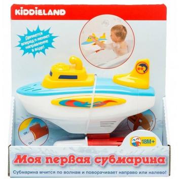 Игрушки, Развивающая игрушка Моя первая субмарина Kiddieland 629609, фото