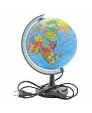 Глобус политический с подсветкой 20 см ROTONDO