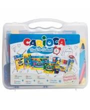 Набор для рисования Back to School Fantasy 97 предметов CARIOCA