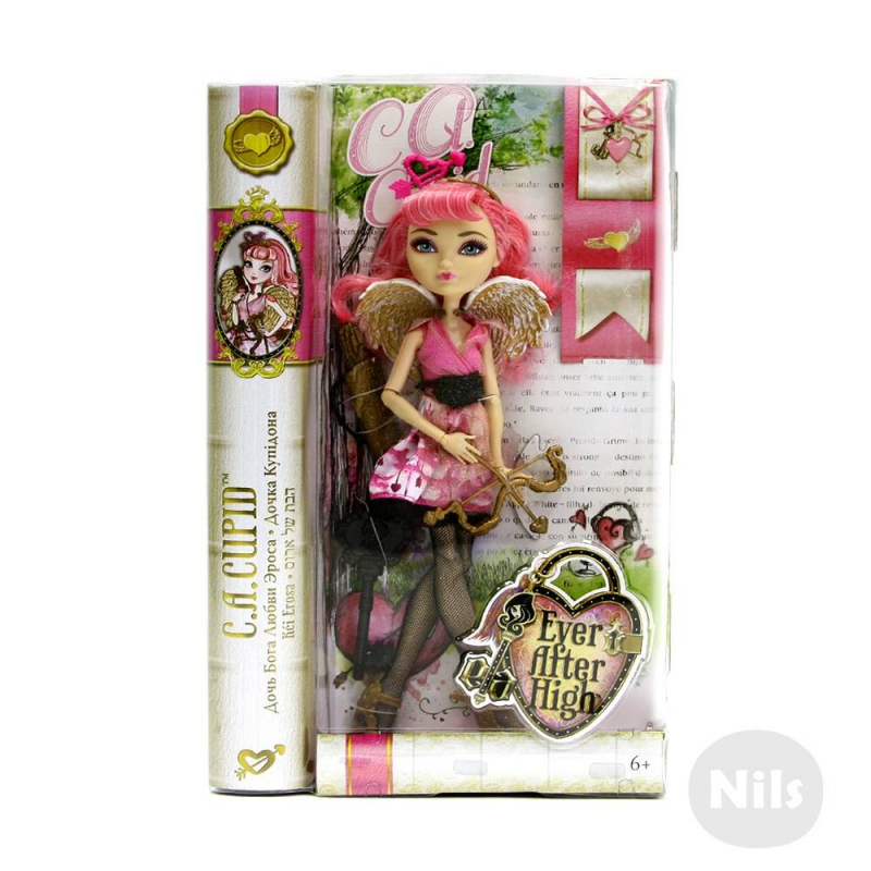 Mattel Си-Эй Кьюпид Ever After High mattel ever after high bbd44 чериз худ