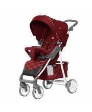 Детская коляска Quattro Cherry Red